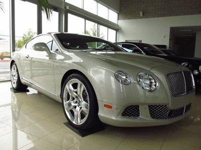 Buy 2012 Bentley Continental GT Car
