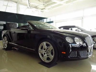 Buy 2013 Bentley Continental GTC Car