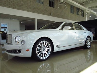 Buy 2013 Bentley Mulsanne Car