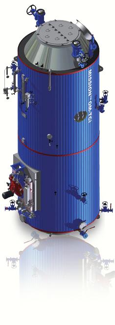 Buy Aalborg OM-TCi 8.0 - 20 t/h Steam Boiler