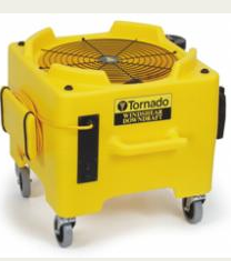 Windshear downdraft 98784ea dryer/blower w/casters/cart