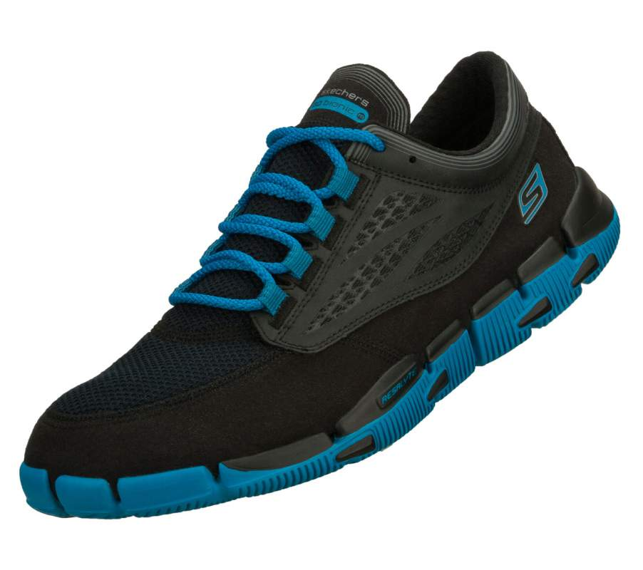 skechers running shoes. men\u0027s skechers gobionic running shoes n