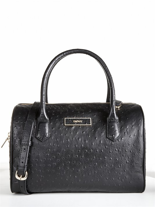 Buy Ostrich Leather Satchel Bag