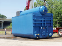 Buy Fired Packaged Watertube Boilers