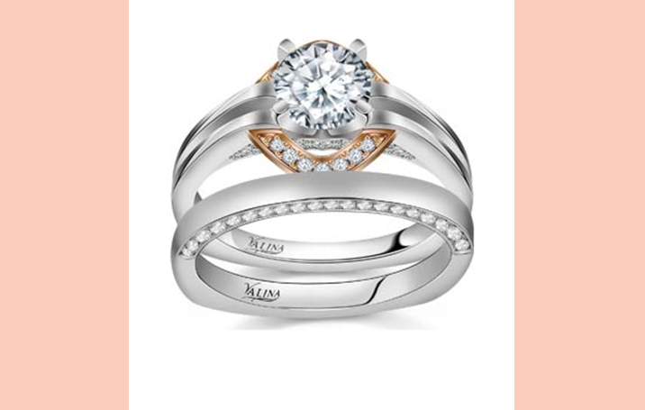 Buy R9237PW Valina Bridal Ring