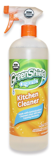 Buy Organic Kitchen Cleaner