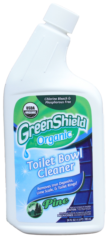 Organic Toilet Bowl Cleaner