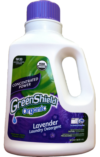 Buy USDA Certified Organic Laundry Detergent