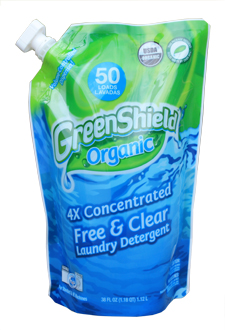 Buy Certified Organic Laundry Detergent