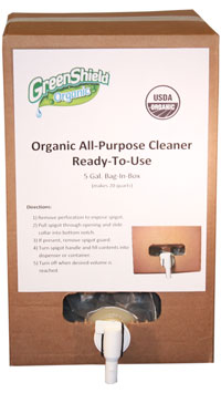 Buy The all-in-one Organic cleaner