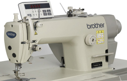 Buy S-6200A Single Needle Straight Lock Stitcher with Thread Trimmer Sewing Machine