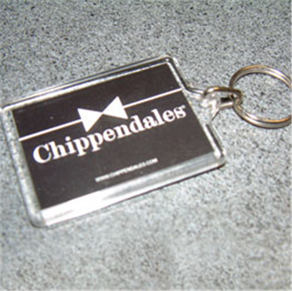 Buy Chippendales Keyring