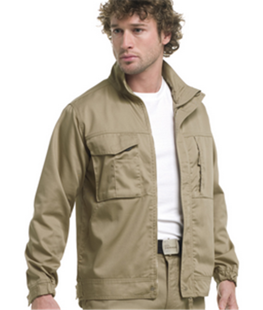 Buy Russell Workwear Twill Jacket
