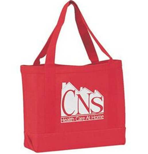 Buy Solid Canvas Tote Bag