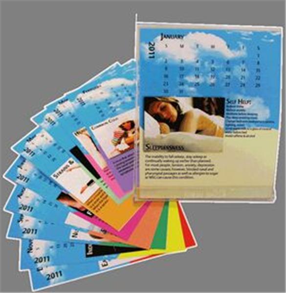 Buy Wellness Desk Jewel Calendar