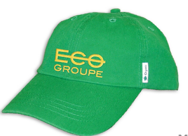 Buy Embroidered Organic Cap
