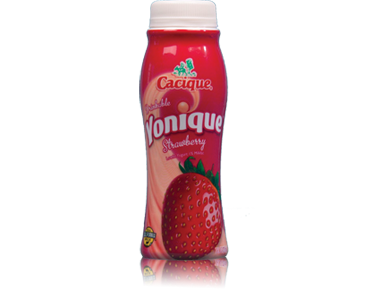 Buy Yonique Strawberry yogurt