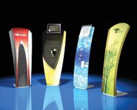 Buy Convey® Information Placard Versatile Messaging System