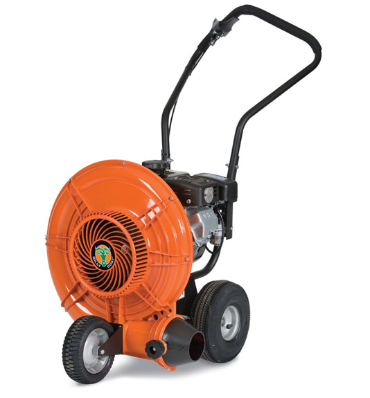 Buy F6 Small Property / Residential Wheeled Blower 6 HP