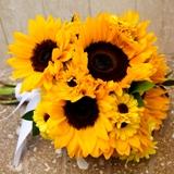 Buy Sunflower Bouquet