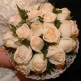 Buy Eighteen Rose Colonial Bouquet