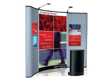 Buy Traveler Pop-up Exhibit Systems