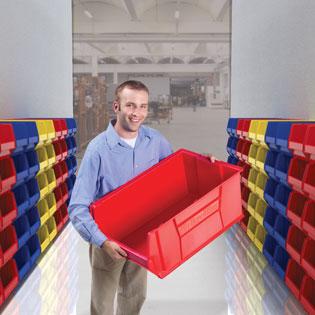 Buy Standard Storage Bins > Super-Size AkroBins®