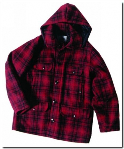 Buy Classic Button Mackinaw Jacket
