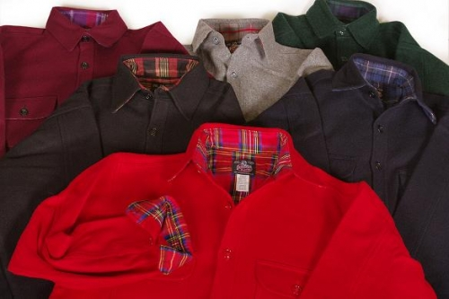 Buy Flannel Lined Button Shirt