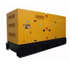 Buy 150 kw John Deere (Sound-Attenuated, Base Tank, 8.1L 6 Cyl. John Deere, 273 Hours) Diesel Genset