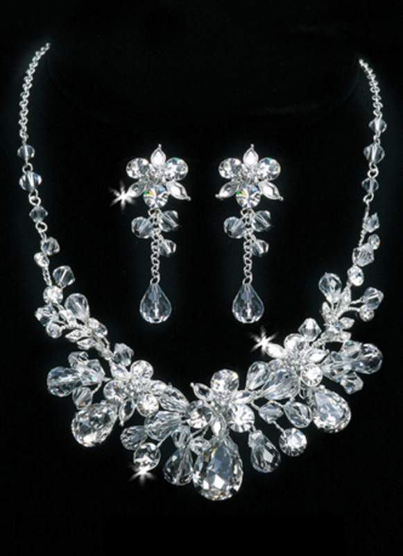 Buy Wedding jewelry sets