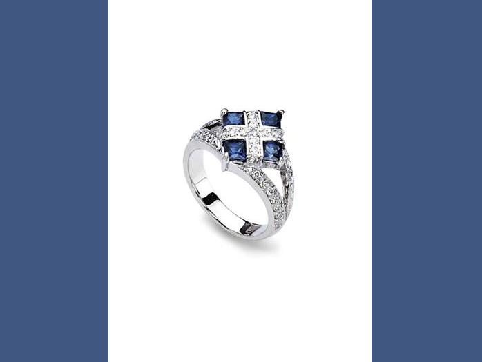 Buy 20-107 - 18K Palazzo Ring