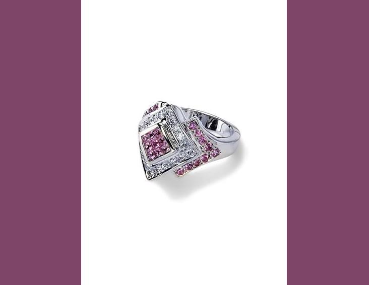 Buy 20-110 - 18K Palazzo Ring