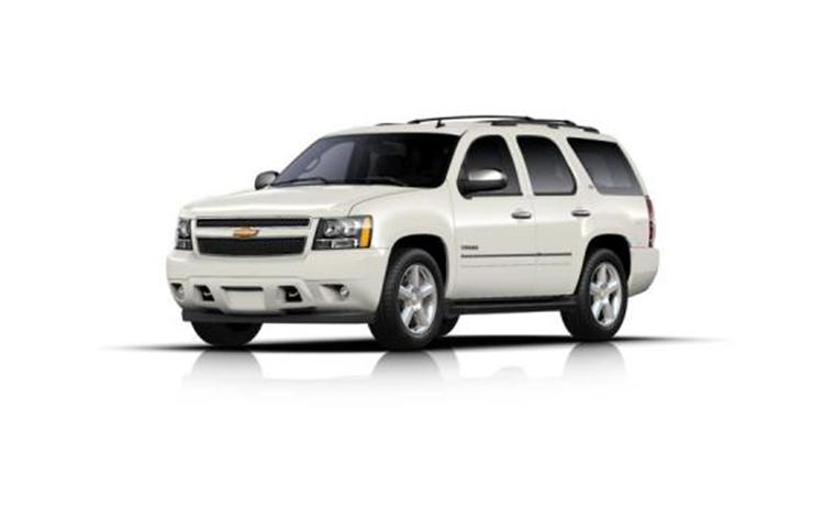 Buy 2012 Chevrolet Tahoe 4WD 1500 LTZ SUV
