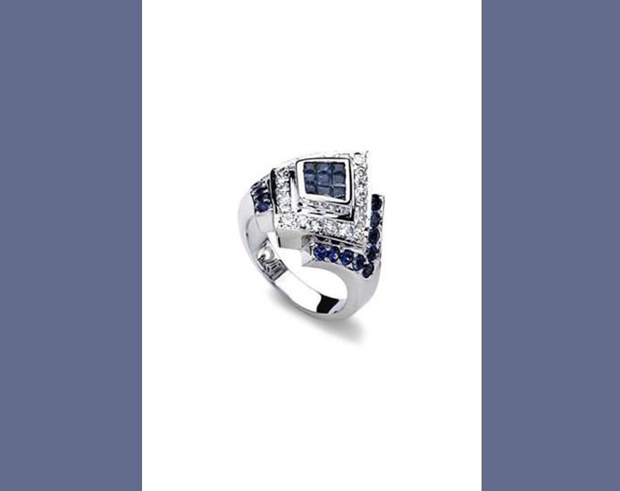 Buy 20-109 - 18K Palazzo Ring