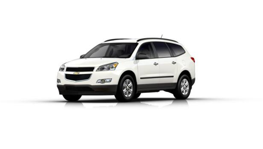Buy 2012 Chevrolet Traverse FWD LS SUV