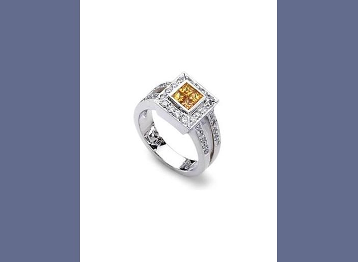 Buy 20-113 - 18K Palazzo Ring