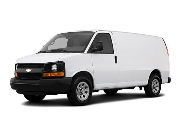 Buy 2013 Chevrolet Express Cargo Van 1500 Regular Wheelbase Rear-Wheel Drive Vehicle