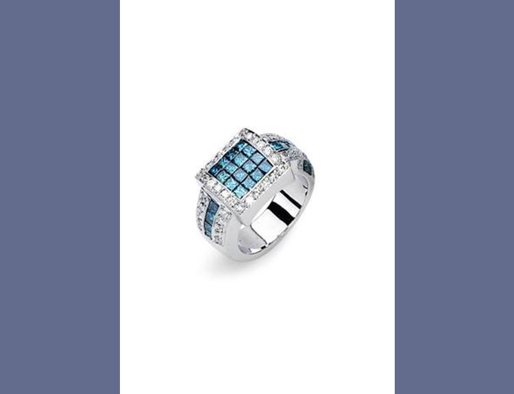 Buy 19-104 - 18K Palazzo Ring