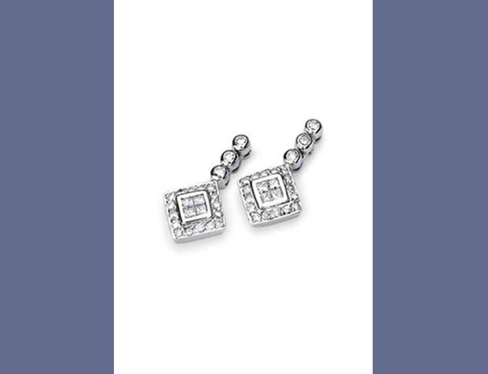 Buy 23-114 - 18K Palazzo Earrings