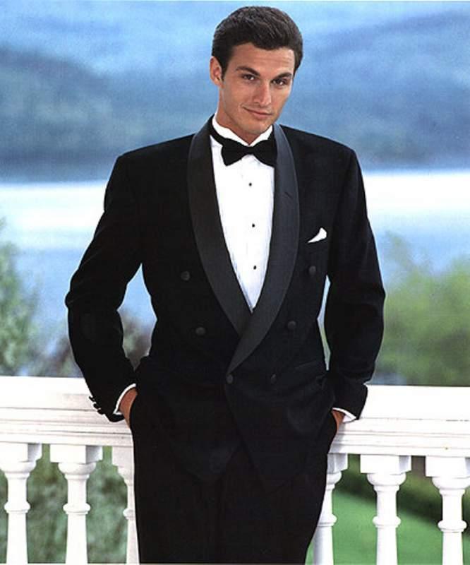 Buy Double Breasted Shawl Tuxedos