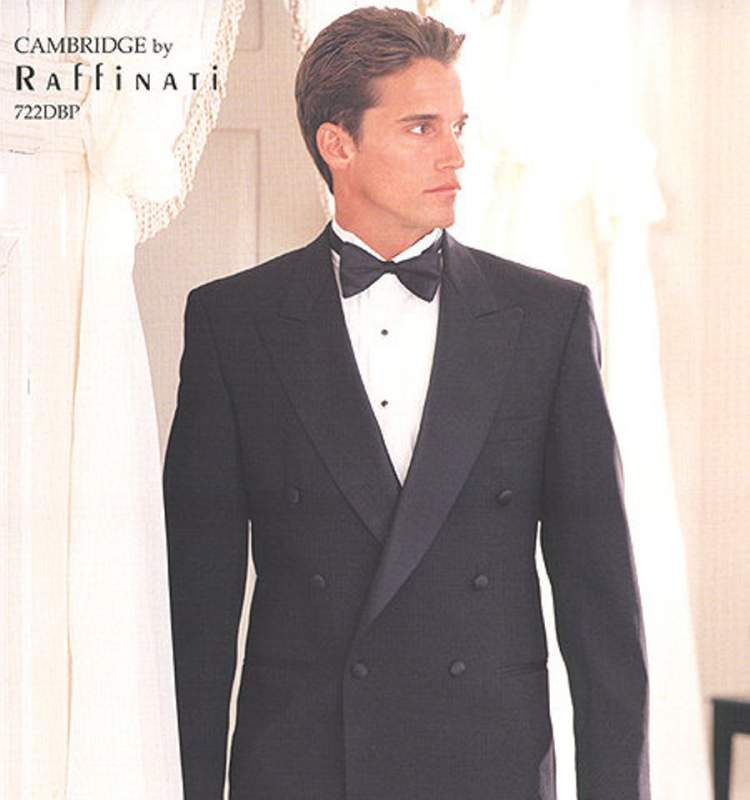 Buy Double Breasted Notch Tuxedos