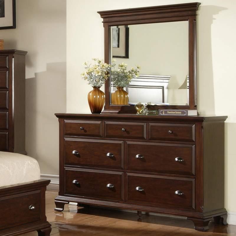 Buy Canton Dresser & Mirror Combo