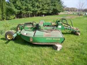 John Deere 1008 Rotary Cutter buy in Plainview
