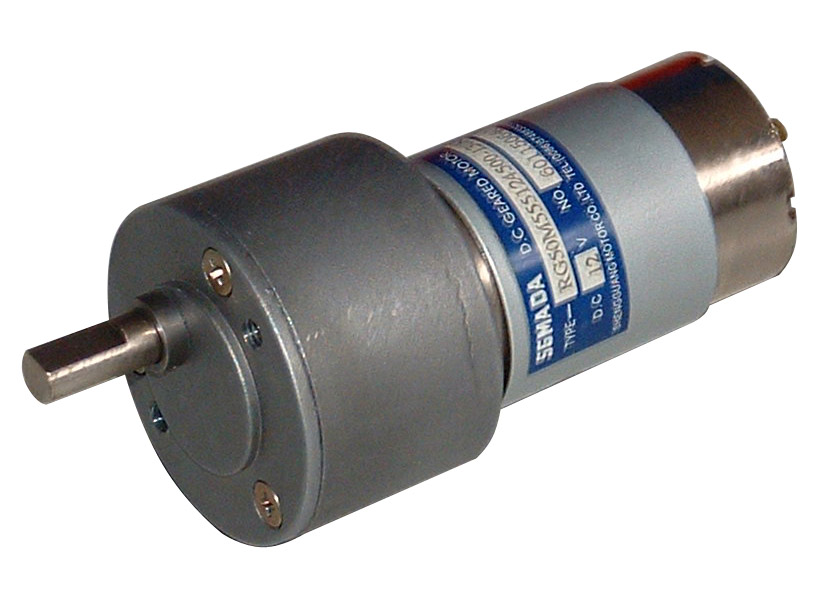 Buy DC Gear Motors