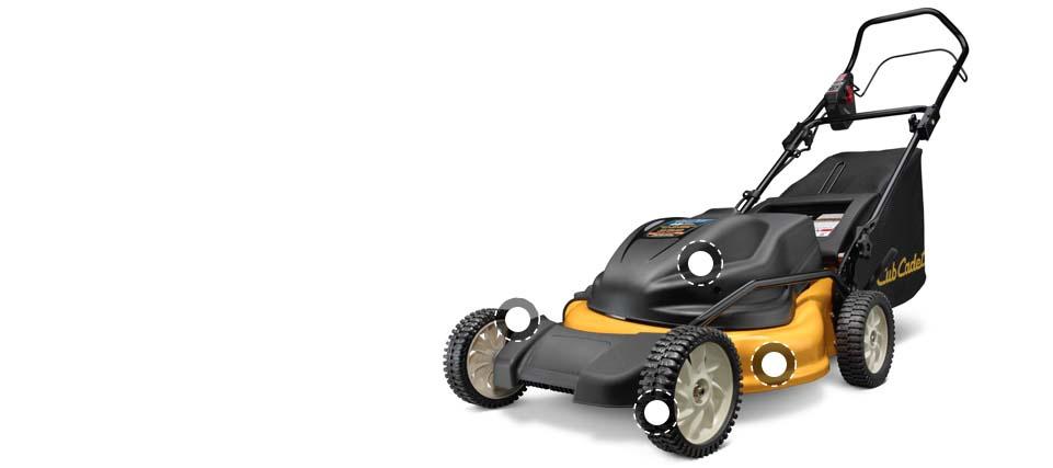 Buy Electric Lawn Mowers
