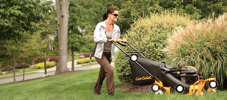 Buy Self-Propelled Lawn Mowers