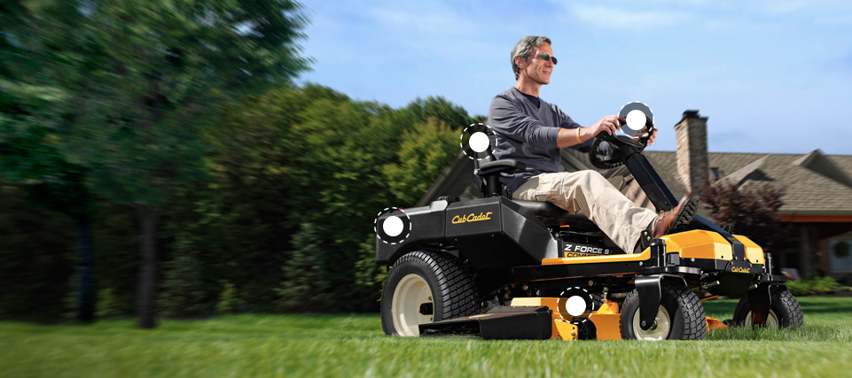 Buy Z-Force® S Commercial Mower