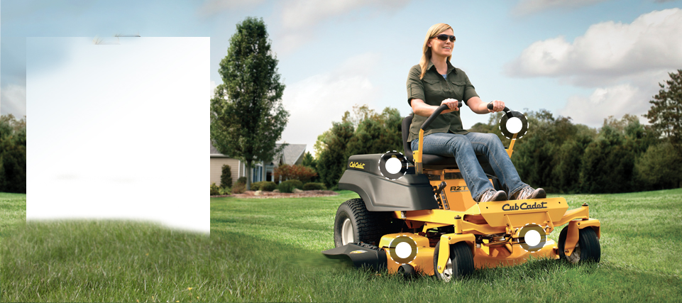 Buy RZT™ Riders Mower