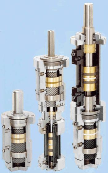 ACTUATORS - Electric, Hydraulic, Pneumatic, Spring Return